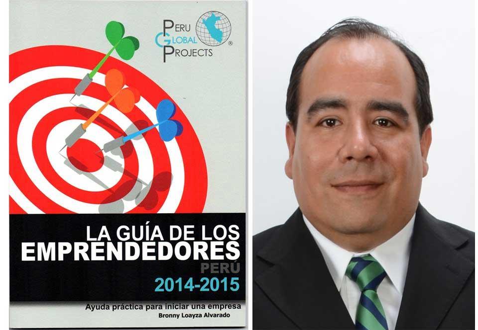 Entrevista al Gerente General en la Guía de Emprendedores 2014/2015