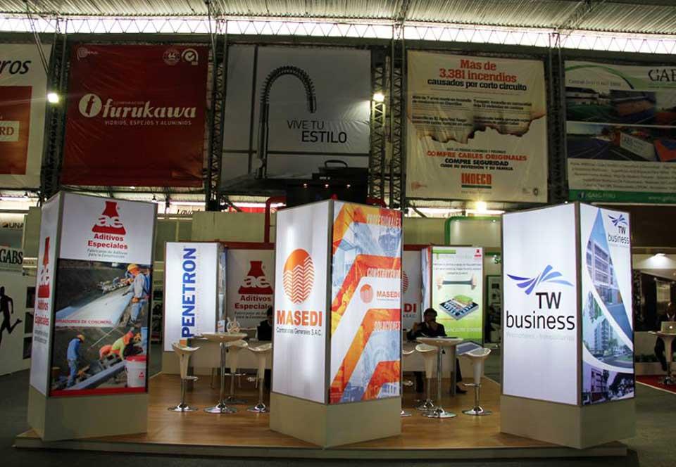 Feria Expo Arcon 2014