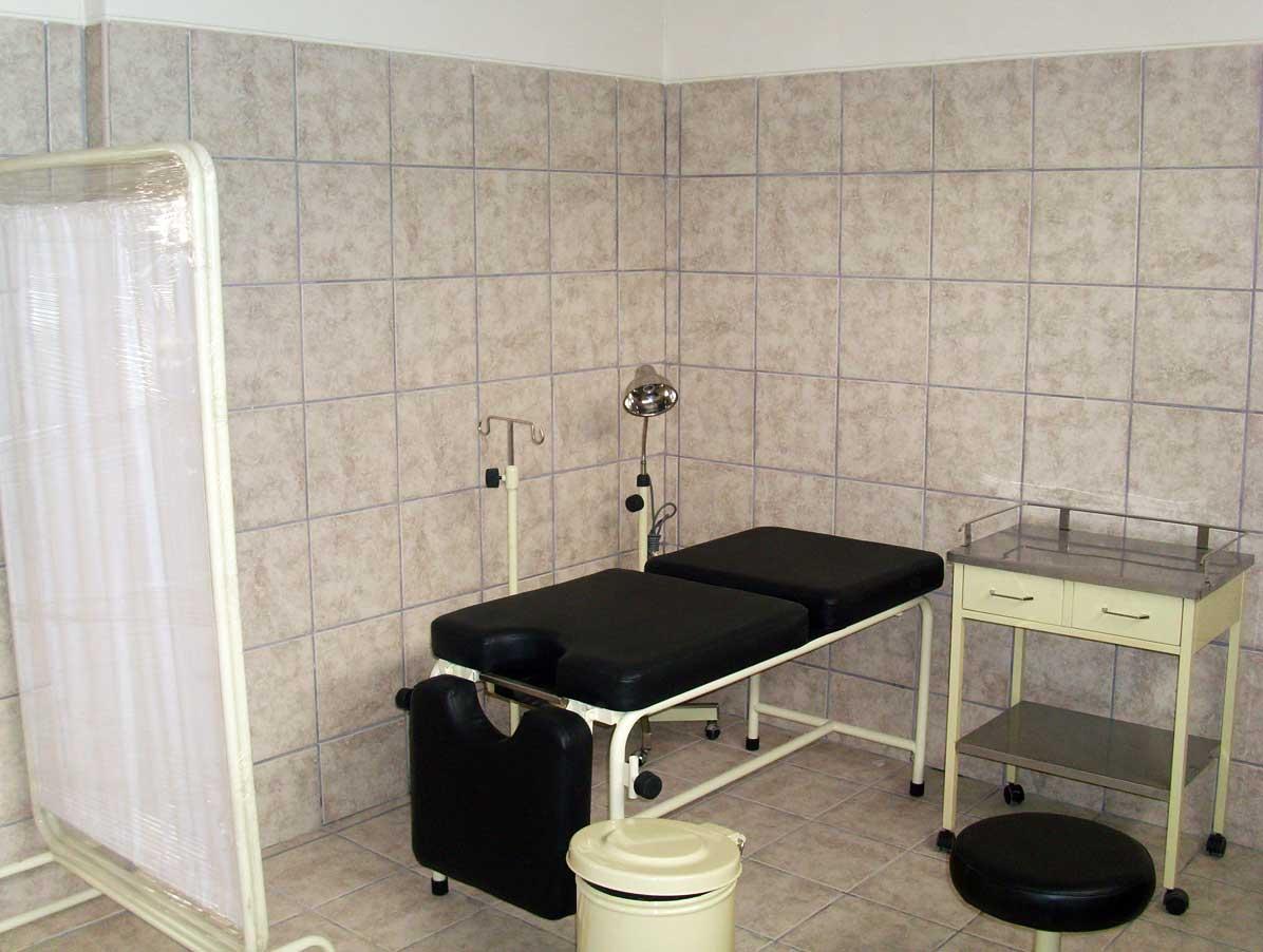 Construcción y equipamiento de Centro de Salud El Alamo (Callao)