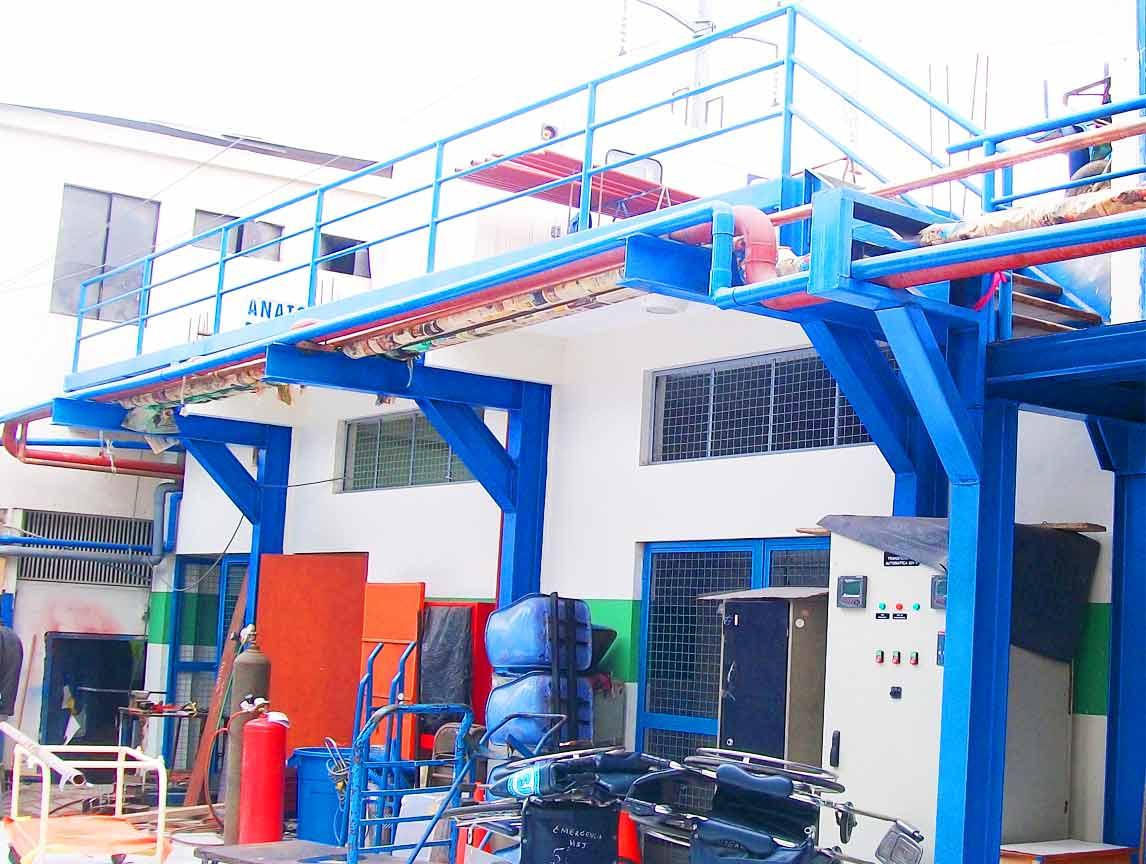 Ampliación y mejoramiento hospital  San José