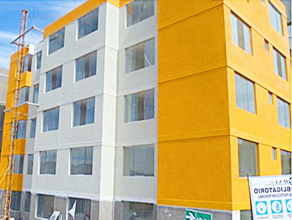 Conjunto residencial Villa Huaranguillo