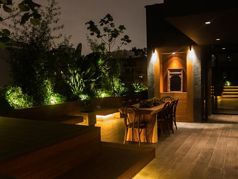 Residencia con finos acabados (Lima)