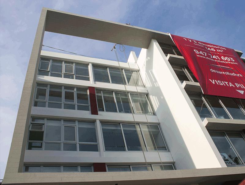 Edificio residencial Villarán